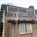 11 zonnepanelen BenQ Green Triplex, 250 Wp op woning in de Acacialaan in Diessen