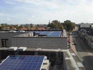 zonnepanelen Amarant - Veldhovenring Tilburg
